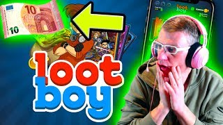 Ich tests LOOTBOY, 10 Euro f-r Fortnite Packs