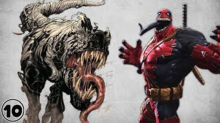 Top 10 Alternate Versions of Venom