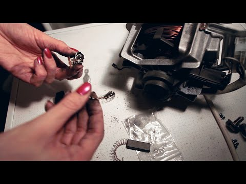 How To Replace Carbon Brushes On Indesco Amp Welling Wash