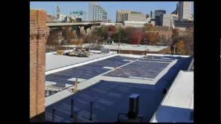 Pfister Energy of Baltimore Installs Solar Roof on 200-Year-Old Building