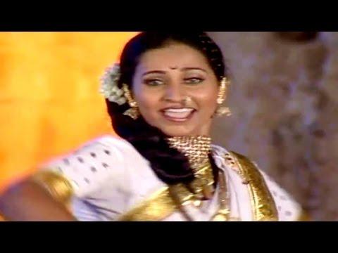 Gajananachya Galyat Pushpachi Maal | Marathi Devotional Song