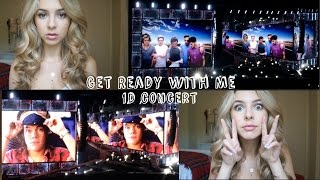 Get Ready With Me | One Direction Concert 2014