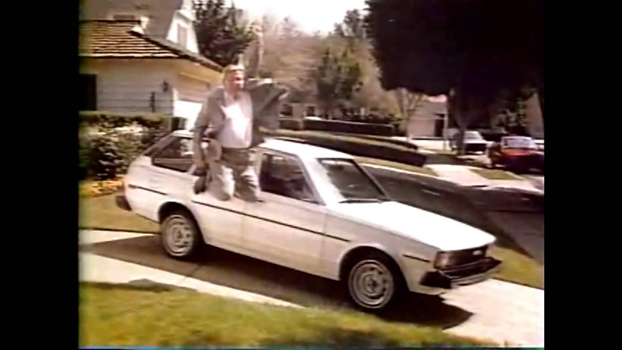 Oh What A Feeling Toyota 1982