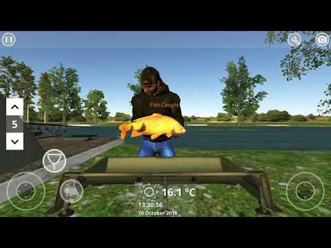 Uncut Carp Fishing Simulator- PineTree Lake