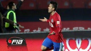 Javier Patiño - 2 Goals - Henan Jianye 3-1 Tianjin Teda - CSL 2015