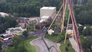 Koaster Kids Present: Tour From Eiffel Tower at Kings Island