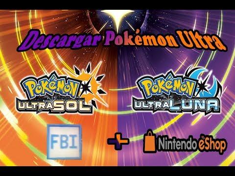 Descargar Pokemon Ultra S & L: FBI + ESHOP