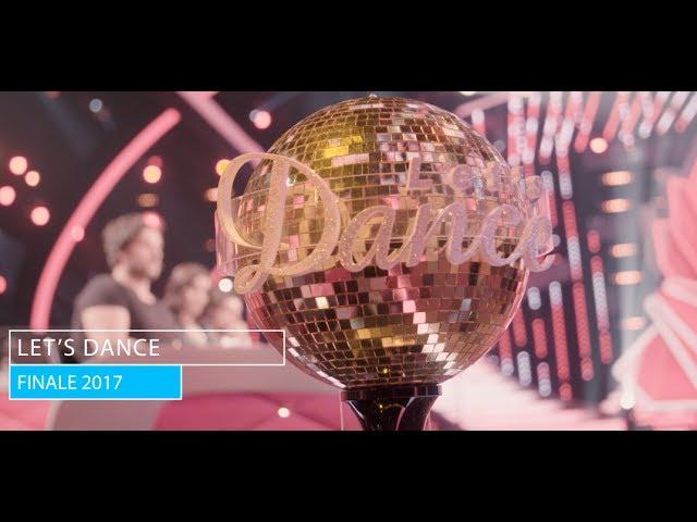Lets Dance Update: Let's Dance Finale 2017 - Musikvideos