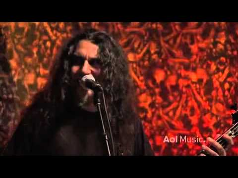 Slayer- 'Mandatory Suicide (Sessions)' Video -  - AOL Music.avi