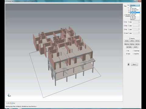 Design of a five storey residential complex, including penthouse dwellings at NSW Central Coast    screen capture video