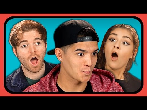 Thumbnail: YouTubers React to Try to Watch This Without Laughing or Grinning #4