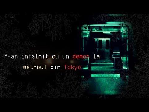 M-am intalnit cu un demon la metroul din Tokyo | NoSleep