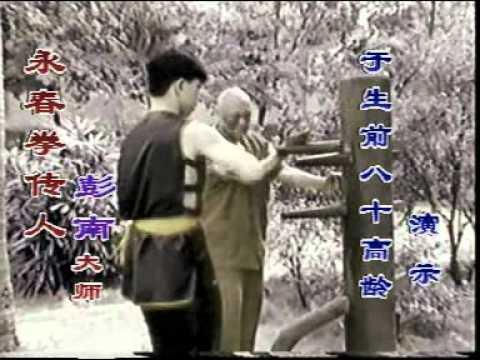 Grand Master Pan Nam (Peng Nan) teaches Wing Chun