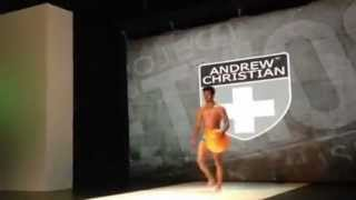 andrew christian spring 2013 fashion show