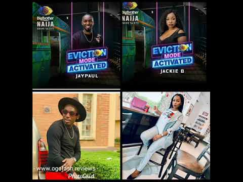 """Here is what Jackie B and JayPaul revealed after their eviction...Jackie B says""""I am in love with.."""""""