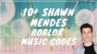 10+ Shawn Mendes ROBLOX MUSIC CODES/ID'S!