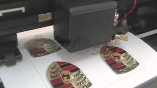 Plotter de corte UsCutter LaserPoint II