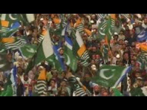 Thousands take part in anti-India rally in Karachi