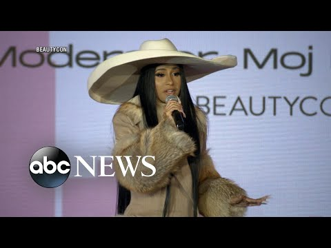 Why Beautycon chose Cardi B to speak about financial literacy Mp3