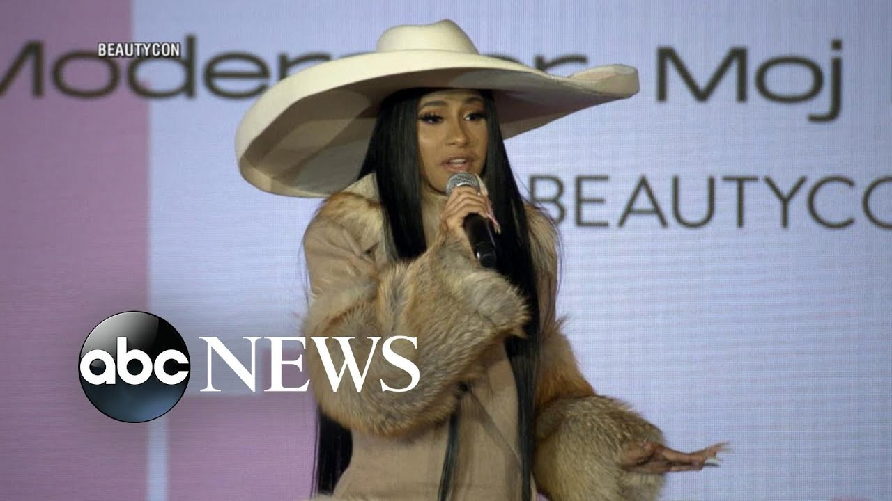 why-beautycon-chose-cardi-b-to-speak-about-financial-literacy