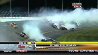 Top 10 NASCAR Crashes