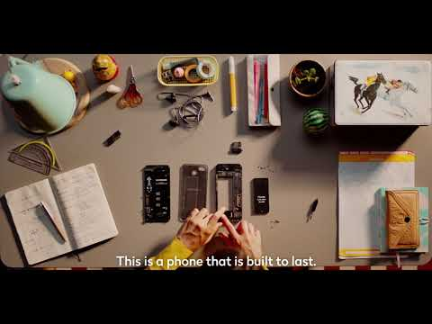 The phone that cares for people and planet | Fairphone 3 | Fairphone