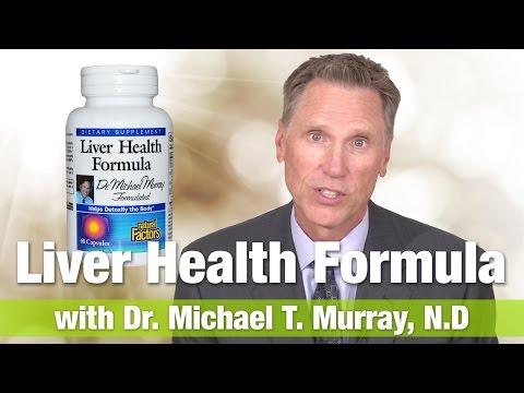 Natural Factors Liver Health Formula with Dr. Michael T. Murray