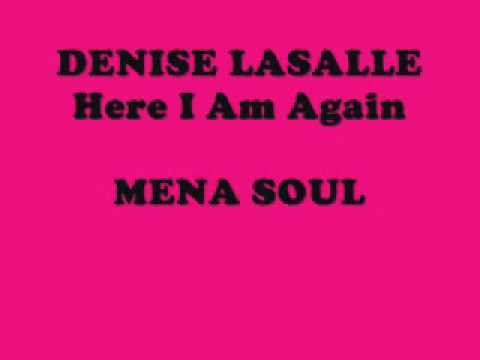 Denise Lasalle & Latimore - Right Place, Right Time