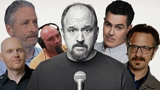 Comedians React to Louis C.K. Allegations