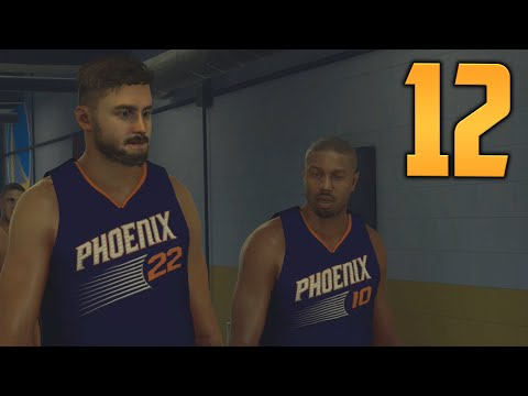 "NBA 2K17 My Career Gameplay Walkthrough - Part 12 ""GOLDEN STATE"" (Let's Play, Playthrough)"