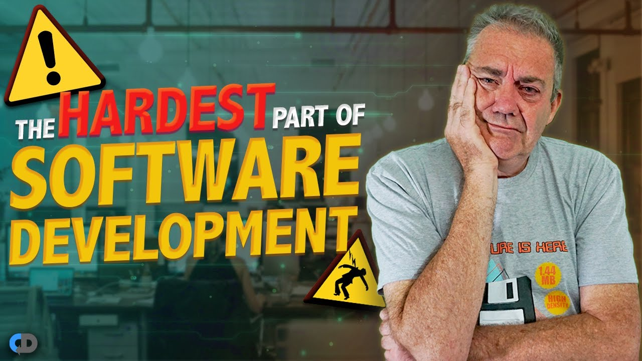 Download Is Software Development Difficult?