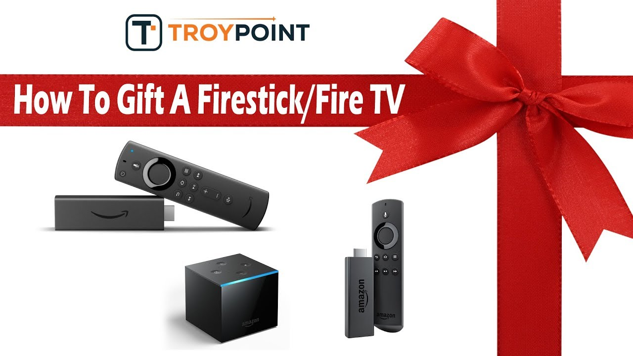 How To Gift A Firestick or Fire TV  #Smartphone #Android