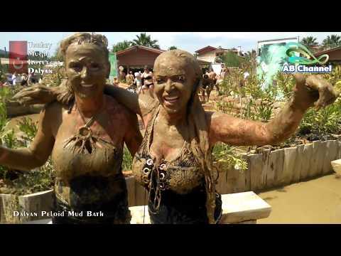 Dalyan Paloid Mud Bath - Turkey