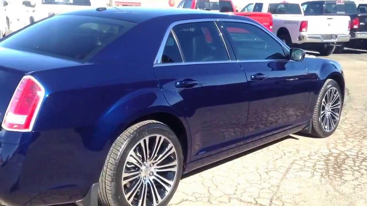 2014 Chrysler 300 Jazz Blue Youtube