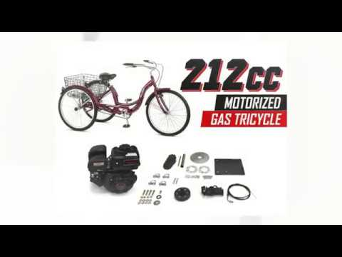 Category: Bicycle Engine Kits - Gas Bike