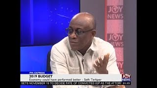 2019 Budget - PM Express on JoyNews (7-11-18)