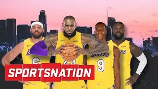 How would you rate the Los Angeles Lakers' offseason? | SportsNation | ESPN