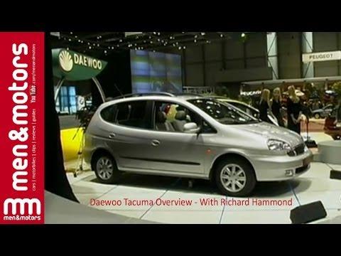 Daewoo Tacuma Overview – With Richard Hammond