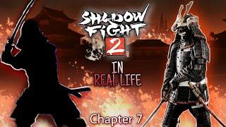 Shadow Fight 2 In Real Life. (Chapter 6) Shogun Boss Battle.