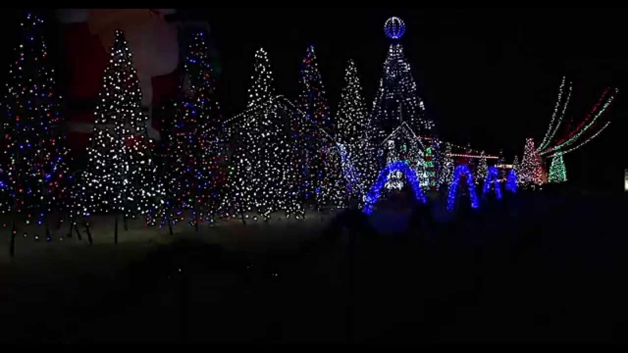 kerstmis licht show wizards - photo #12