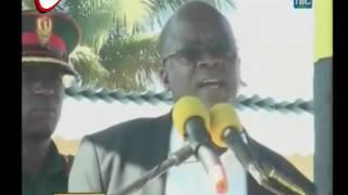 Magufuli Aunguruma Mwanza