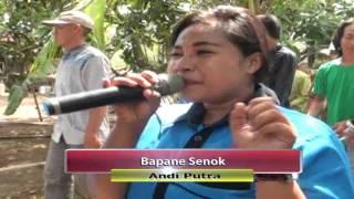 Singa Dangdut - ANDI PUTRA - Bapane Senok ( Arya Production )