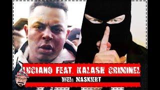 Monster DUO   Reaktion   LUCIANO feat. KALASH CRIMINEL - Weiß Maskiert
