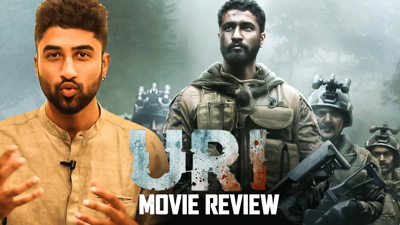 Uri -The Surgical Strike Review by Behindwoods | Vicky Kaushal