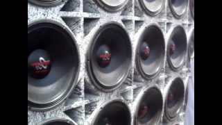 Xingu pesadelo sound X constelation G-2.  Mega space