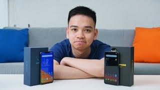 Mencari Hp 4 Juta Terbaik! Zenfone 5 Vs Pocophone F1!