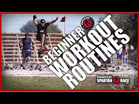 SPARTAN RACE WORKOUT ROUTINES BEGINNER WORKOUTS TO PREPARE FOR SPARTAN! ��