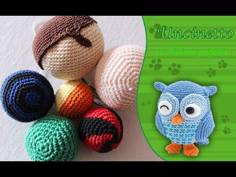 Pallina di Natale Uncinetto Tutorial - Christmas Ball Crochet ... | 360x480