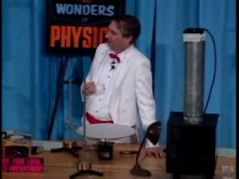 The Wonders of Physics #9