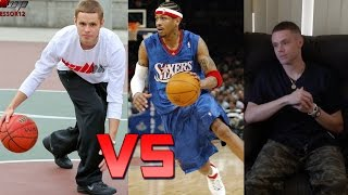 Can I beat Allen Iverson 1v1? Responding to FAN COMMENTS.. and more.